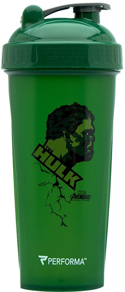 Perfect Shaker Marvel Avengers Infinity War Shaker - 28oz Hulk