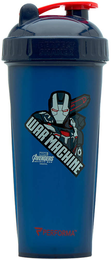 Perfect Shaker Marvel Avengers Infinity War Shaker - 28oz War Machine