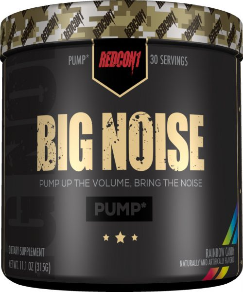 RedCon1 Big Noise - 30 Servings Rainbow Candy