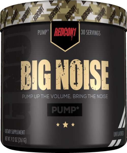 RedCon1 Big Noise - 30 Servings Unflavored