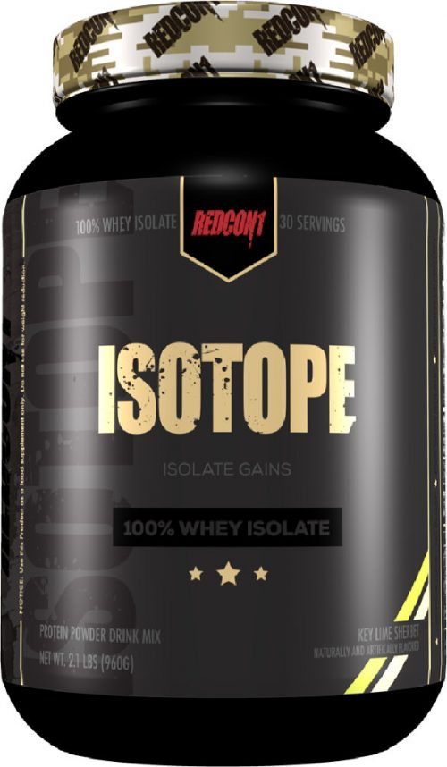 RedCon1 Isotope - 30 Servings Key Lime Sherbet