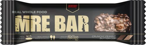 RedCon1 MRE Bar - 1 Bars Crunchy Peanut Butter Cup