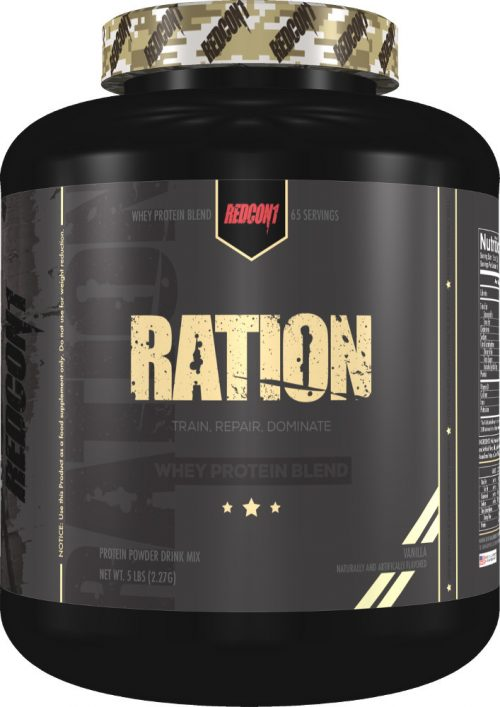 RedCon1 Ration - 5lbs Vanilla
