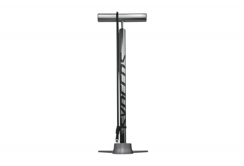 Syncros FP1.0 Floor Pump - silver, one size