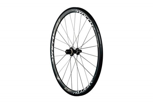 Syncros RR1.0 38mm Carbon Clincher Rear Wheel - black, one size