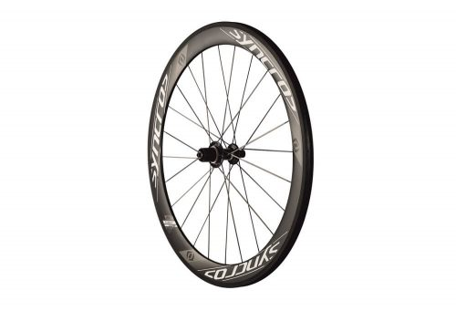 Syncros RR1.0 55mm Carbon Clincher Rear Wheel - black, one size