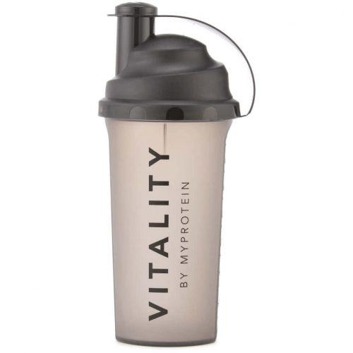 Vitality Shaker - Black Steel