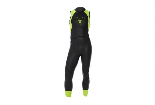 Volare V1 Sleeveless Triathlon Wetsuit - Men's - black/yellow, l