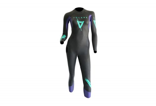 Volare V2 Triathlon Wetsuit - Women's - purple/black, ml