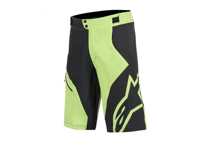 alpinestars Pathfinder Base Racing Shorts - Men's - bright green black, 32