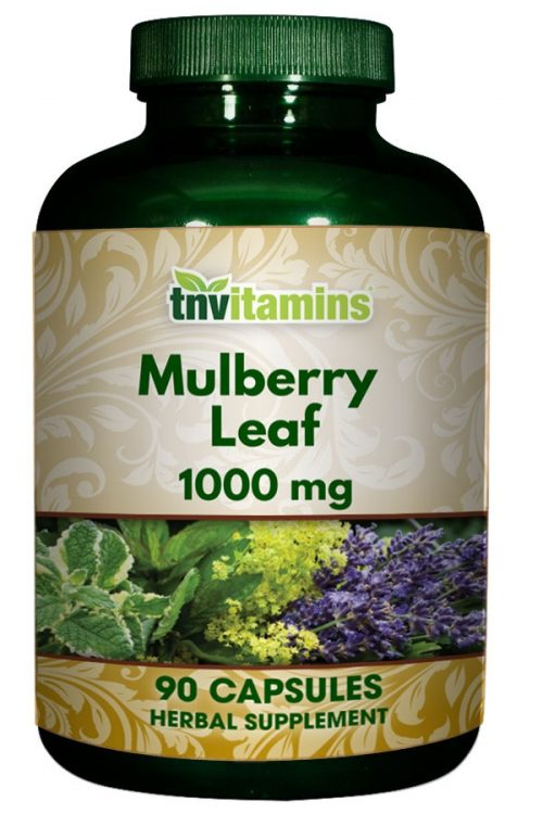 Mulberry Leaf 1000 Mg