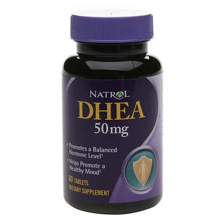 Natrol DHEA 50 mg - 60 ea