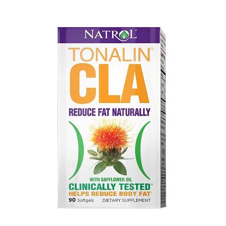 Natrol Tonalin CLA Dietary Supplement Softgels - 90 ea