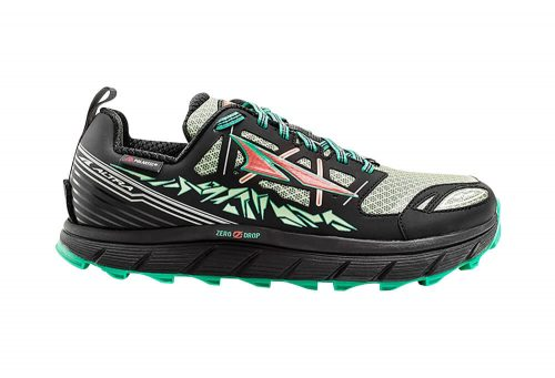 Altra Lone Peak Neoshell 3 Shoes - Women's - black/mint, 8