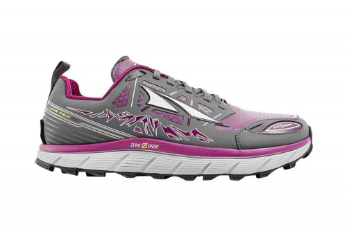 Altra Lone Peak Neoshell 3 Shoes - Women's - gray/purple, 9.5
