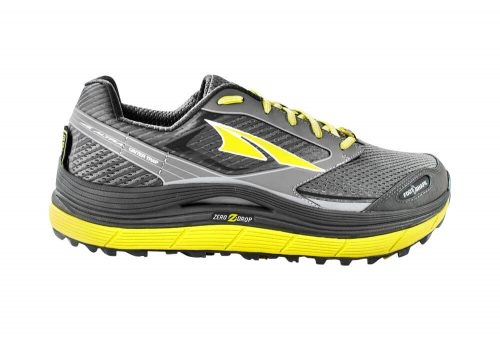 Altra Olympus 2.5 Shoes - Men's - gray/lime, 8.5