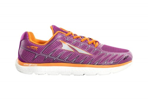 Altra One v3 Shoes - Women's - purple/orange, 8