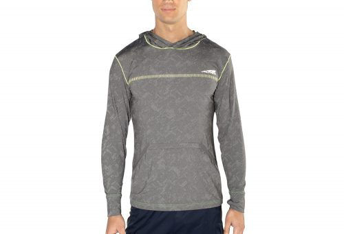 Altra Performance Hoody - Men's - grey, medium