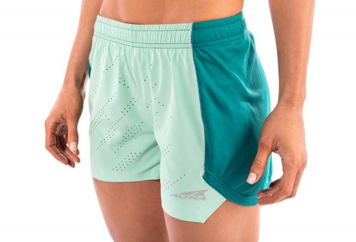 Altra Running Short - Women's - teal, small