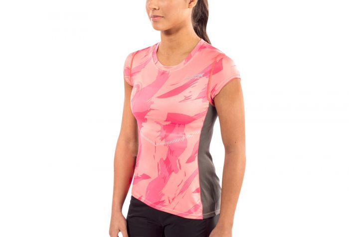 Altra Running Tee - Women's - pink, small