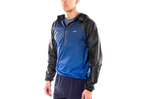 Altra Stashjack Windbreaker - Men's - blue, medium