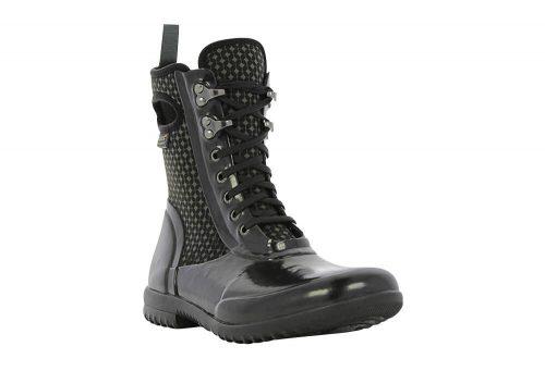 BOGS Sidney Cravat Rain Boots - Women's - black multi, 9