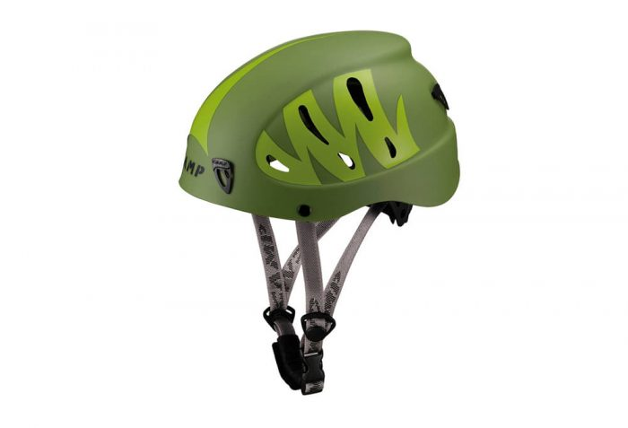 CAMP USA Armour Helmet - green, one size