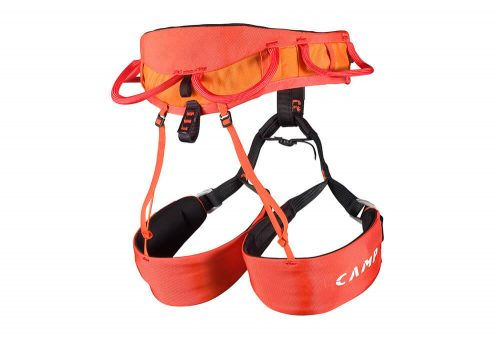 CAMP USA Jasper CR4 Climbing Harness - orange, m/xl