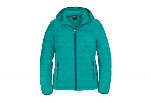 CIRQ Palisade Insulated Hoody - Women's - aqua, medium