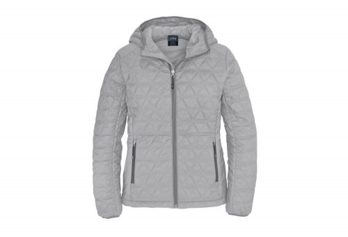 CIRQ Palisade Insulated Hoody - Women's - silver, large