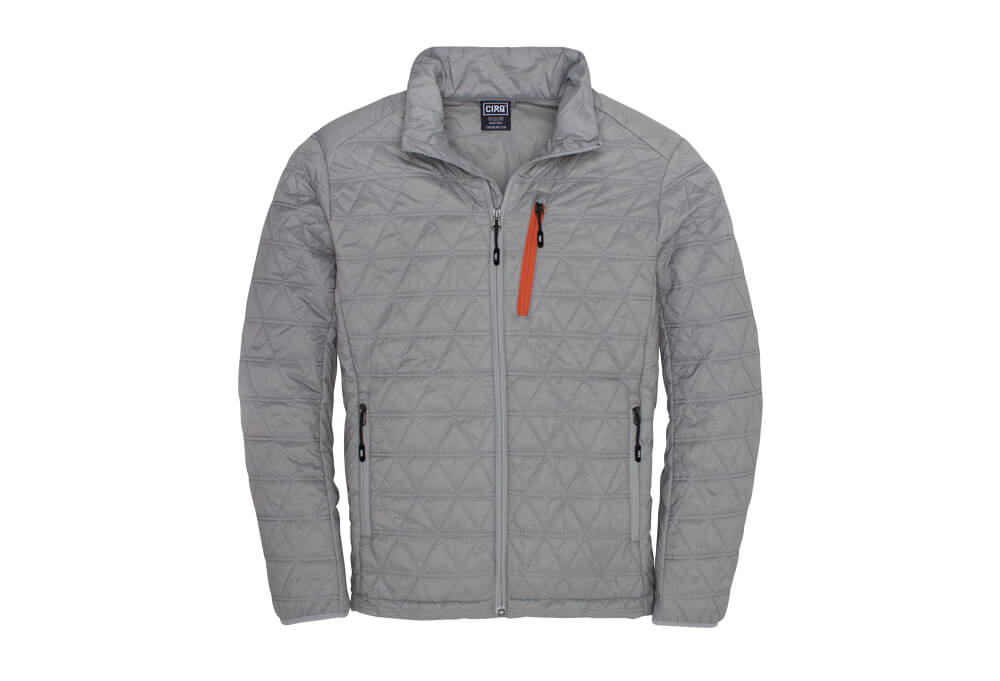 CIRQ Palisade Insulated Jacket - Men's - pewter, small