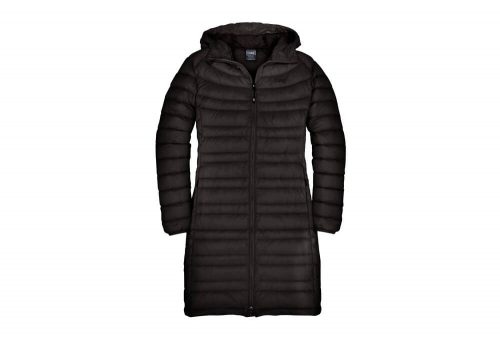 CIRQ Shasta Down Hooded Parka - Women's - black, large