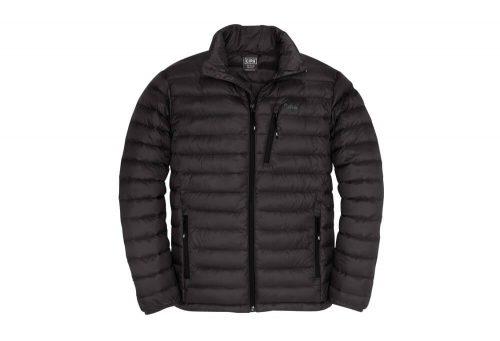 CIRQ Shasta Down Jacket - Men's - black, large