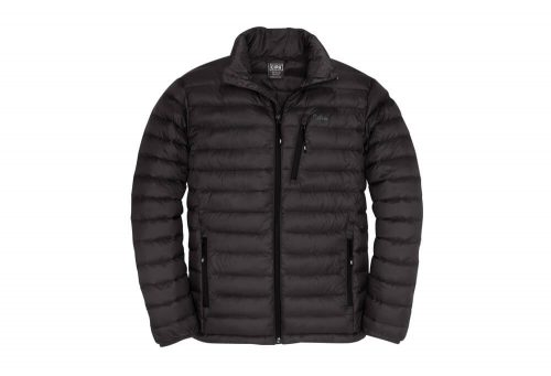 CIRQ Shasta Down Jacket - Men's - black, small