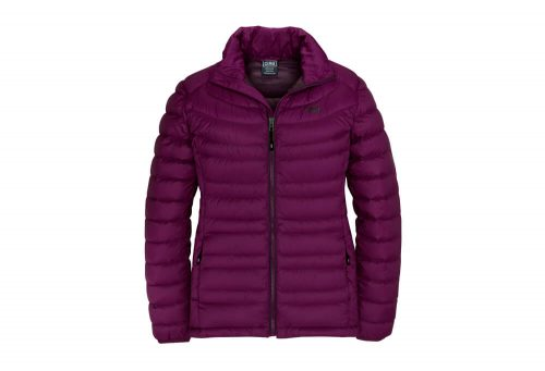 CIRQ Shasta Down Jacket - Women's - berry, large