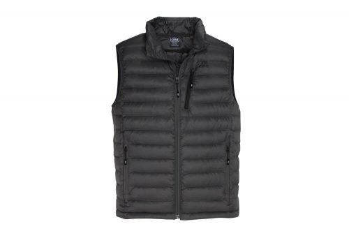 CIRQ Shasta Down Vest - Men's - shadow grey, large
