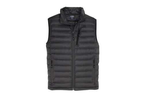CIRQ Shasta Down Vest - Men's - shadow grey, x-large