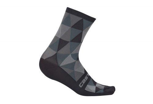 Castelli Fausto 13 Socks - multicolor grey, s/m