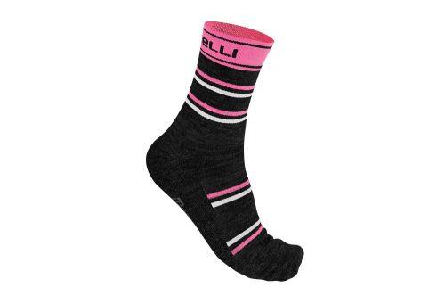 Castelli Gregge 12 Socks - pink, s/m