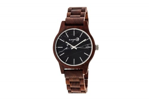 Earth Wood Tuckahoe Watch - red wood, one size