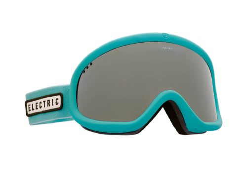 Electric Charger Goggle - turquoise, adjustable