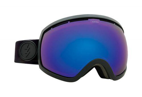 Electric EG2 Goggle - black/brose/blue chrome, adjustable