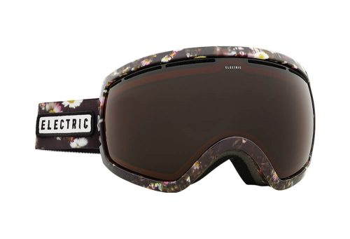 Electric EG2.5 Goggle - dark floral/brose, adjustable