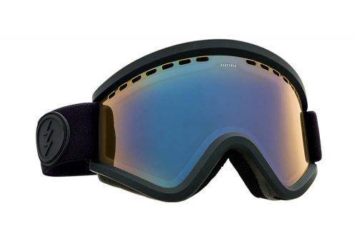 Electric EGV Goggle - black/yellow/blue chrome, adjustable