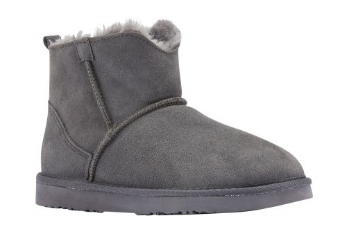 LAMO Bellona II Sheepskin Boots - Women's - charcoal, 10