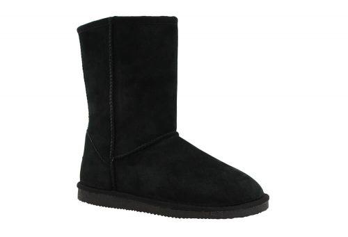 "LAMO Classic 9"" Suede Boots - Women's - black, 7"