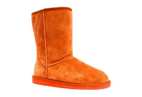 "LAMO Classic 9"" Suede Boots - Women's - burnt orange, 7"