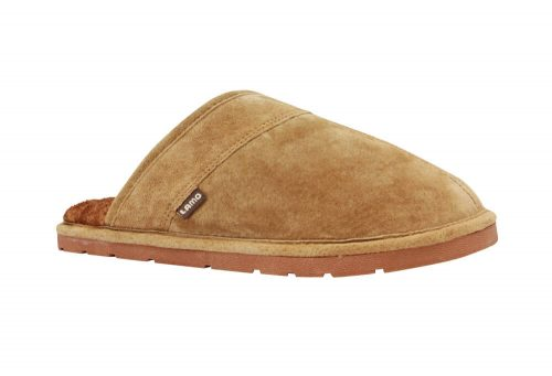 LAMO Suede Scuff - Men's - chestnut, large