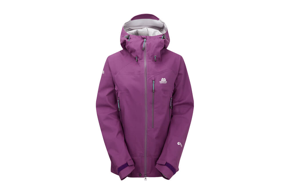 Mountain Equipment Pumori Jacket - Women's - foxglove, 6