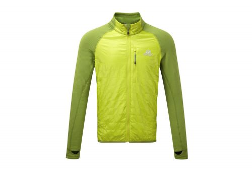 Mountain Equipment Switch Jacket - Men's - citronelle/kiwi, x-large